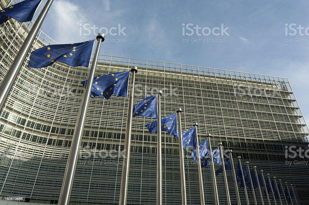 European Commission stock photo