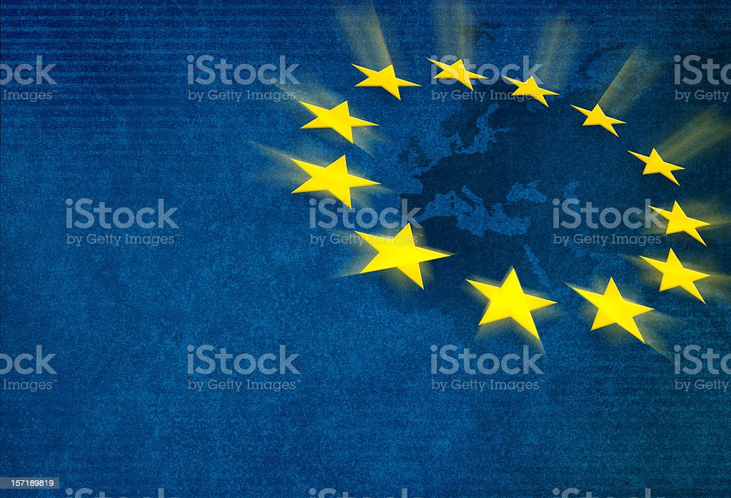 European Community royalty-free stock vector art