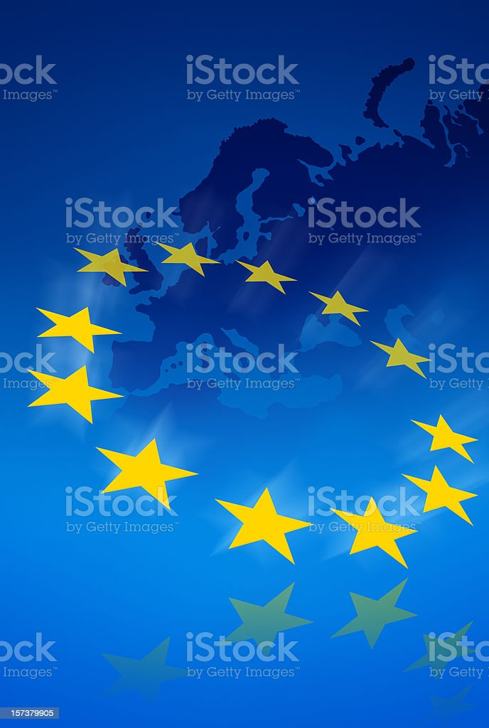 European Community royalty-free stock photo