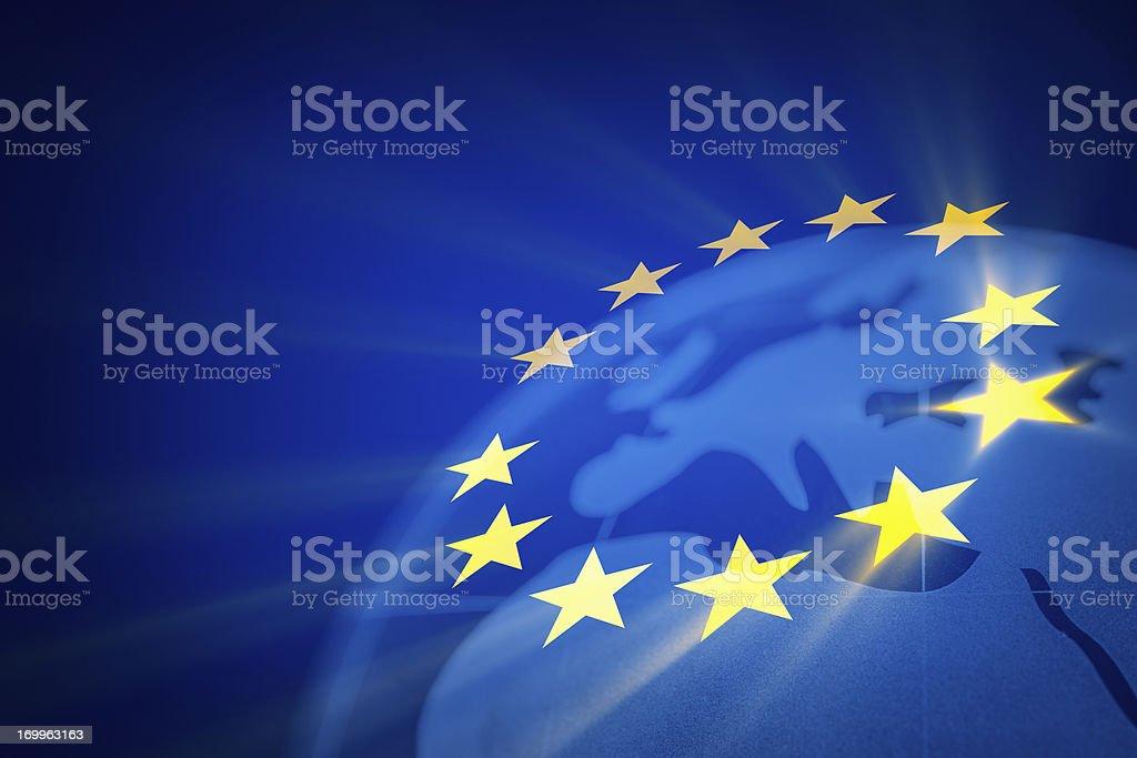 European Community royalty-free stock photo