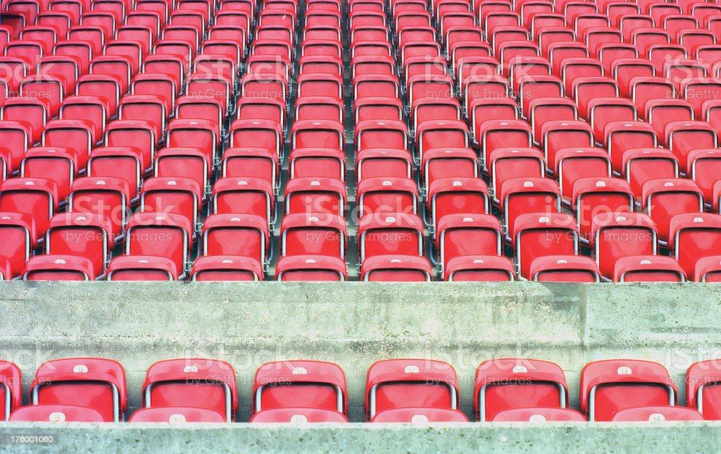 European Football Soccer Stadium Germany royalty-free stock photo