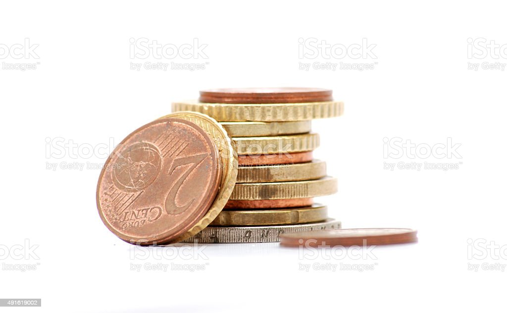 european  money stock photo