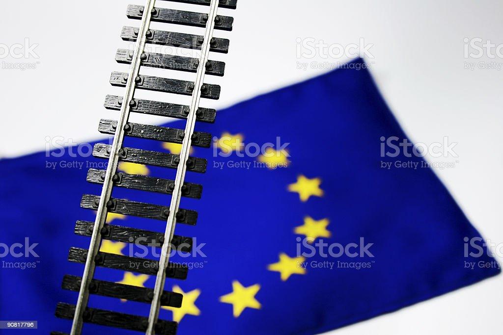 European Progress 1 royalty-free stock photo