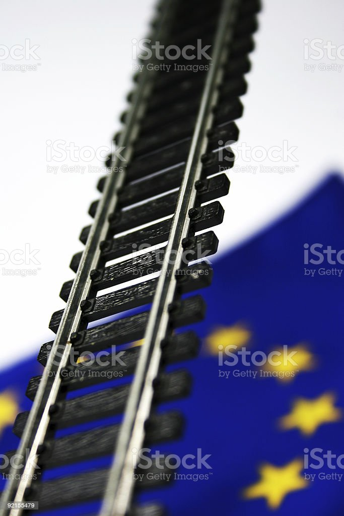 European Progress 2 stock photo
