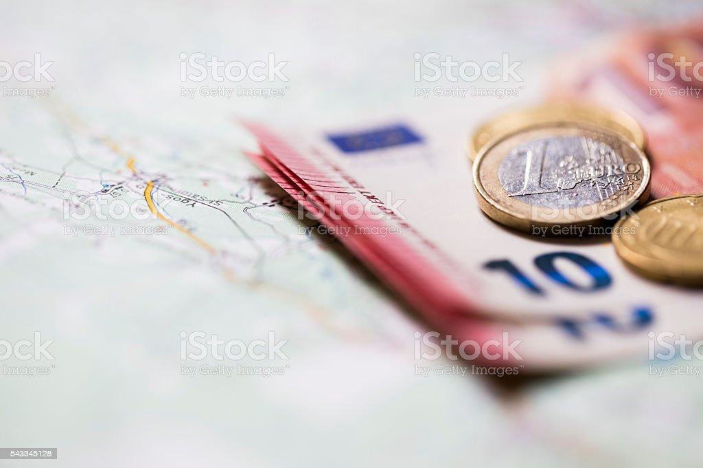 European travel stock photo