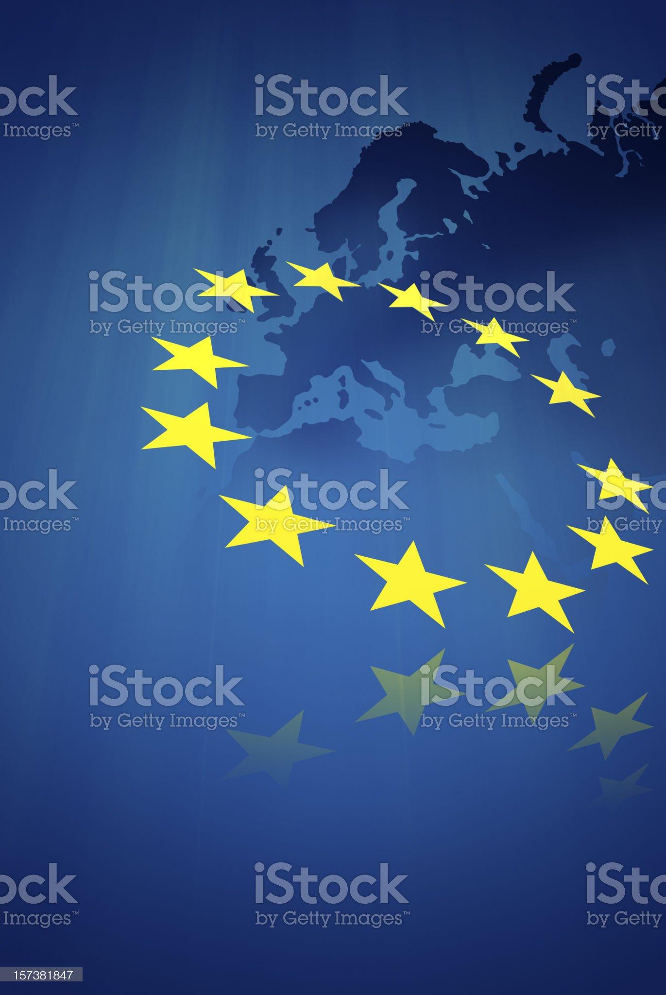 European union concept royalty-free stock photo