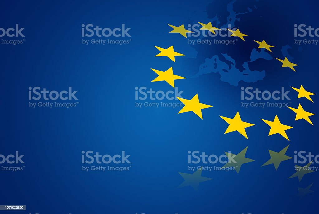 European union concept royalty-free stock photo