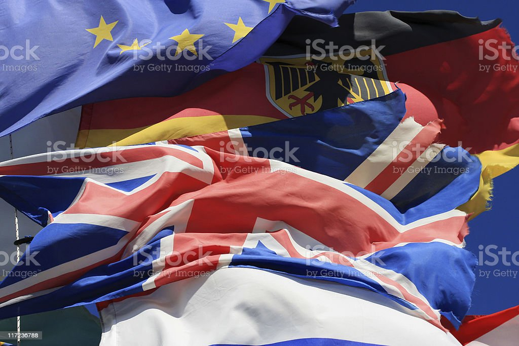 european union royalty-free stock photo