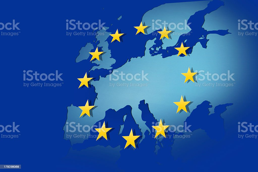 European Union stock photo