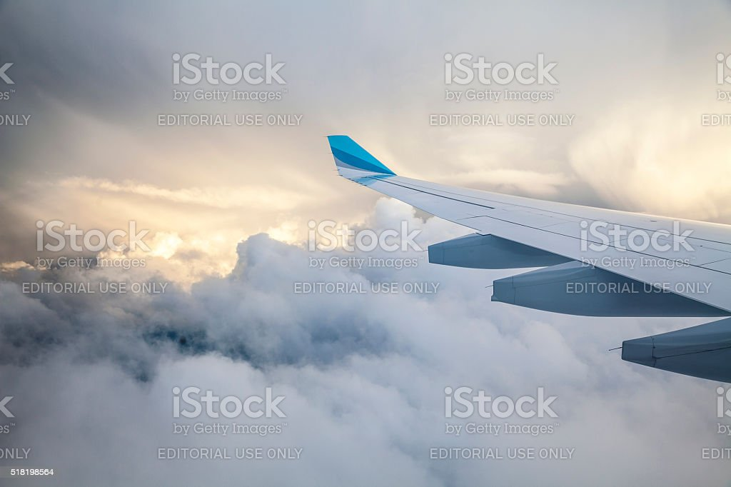 Eurowings Airbus A330 stock photo
