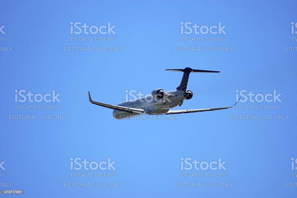 Eurowings Airline Canadair CL-600-2D24 Regional Jet CRJ-900LR stock photo
