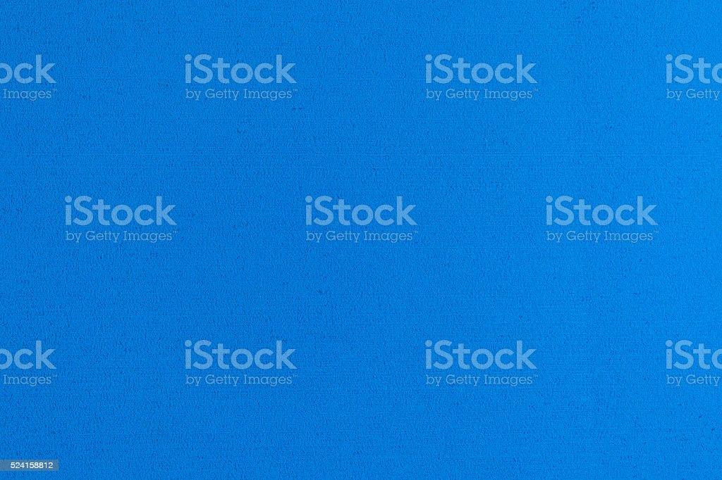 Eva foam blue stock photo