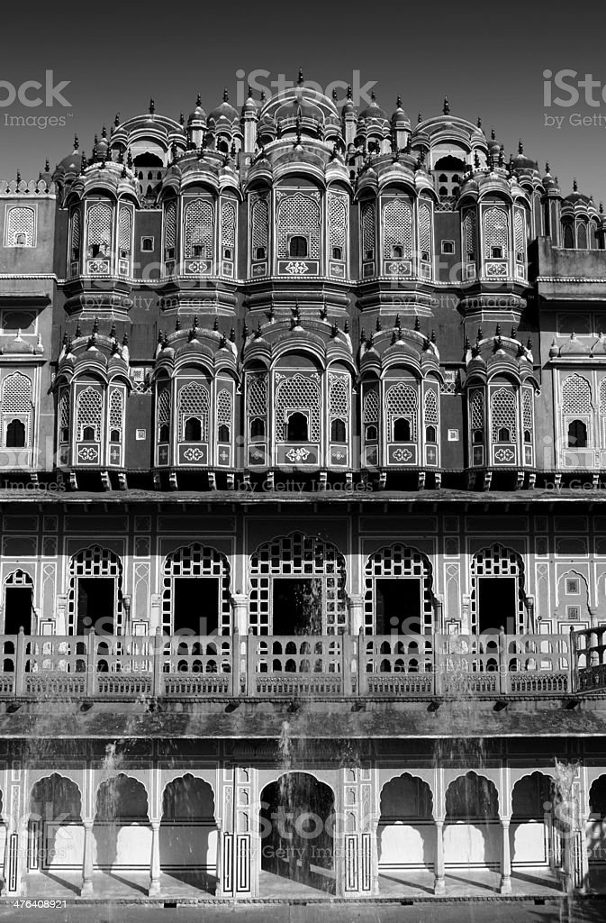 Hawa Mahal royalty-free stock photo