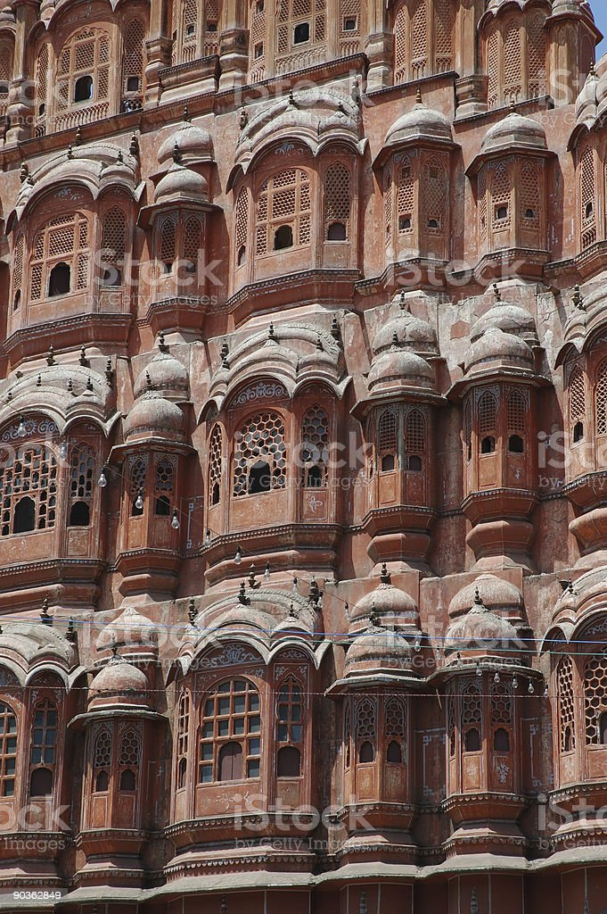 'Hawa Mahal' royalty-free stock photo
