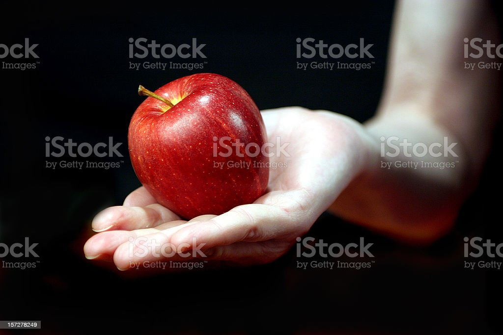 Eve stock photo