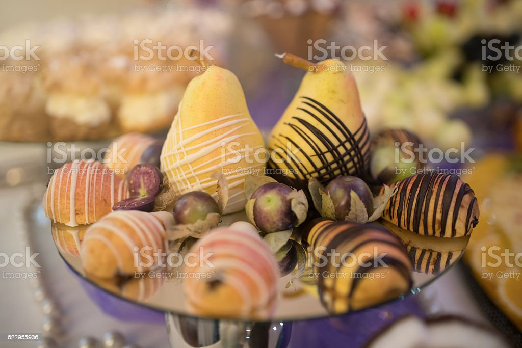 Even sweeter fruit stock photo