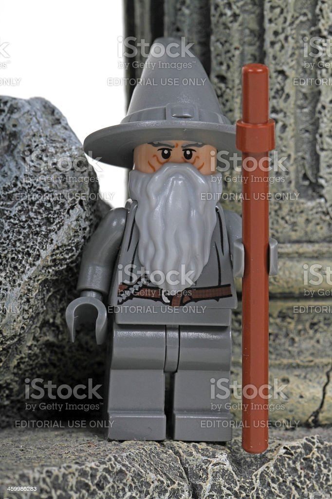 Even the Very Wise Cannot See All Ends stock photo