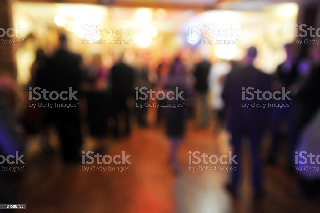 Evening Event - Stock Photo stock photo
