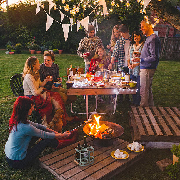 Garden Party Pictures Images And Stock Photos IStock