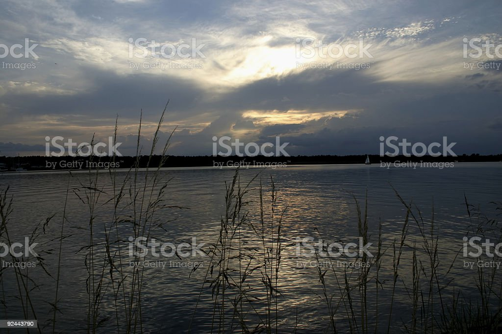evening rushes #2 royalty-free stock photo