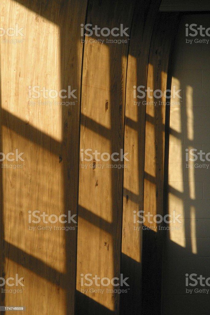 Evening Sunlight 2 royalty-free stock photo