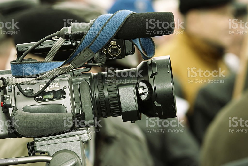 event shooting royalty-free stock photo