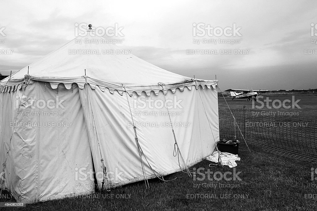 Evento Tenda foto stock royalty-free