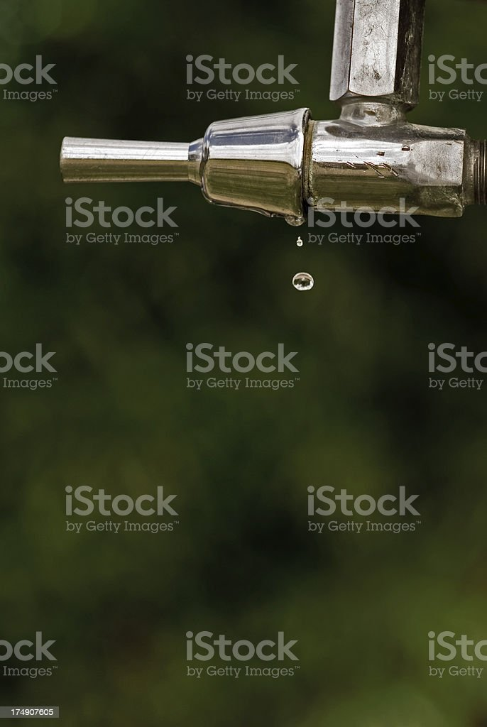 Every drop royalty-free stock photo