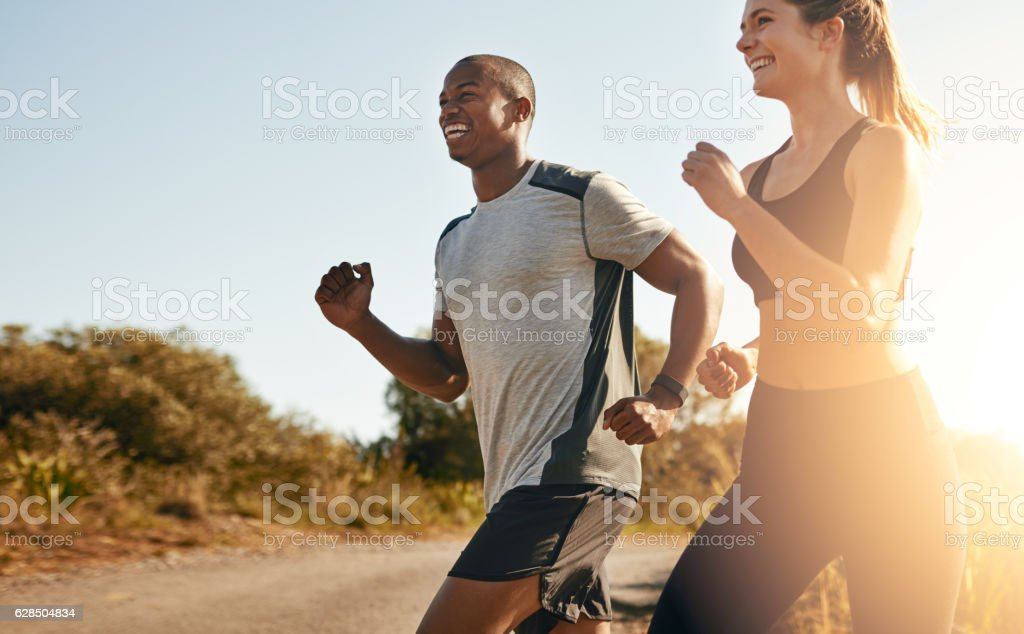 Every mile is worth your while stock photo