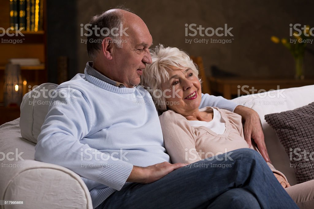 Every moment spent together is special stock photo