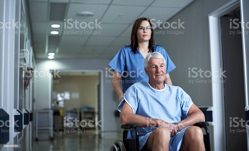 Everybody needs a helping hand stock photo