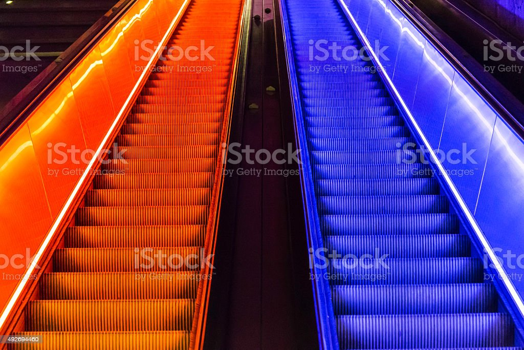 Everyday contrast royalty-free stock photo