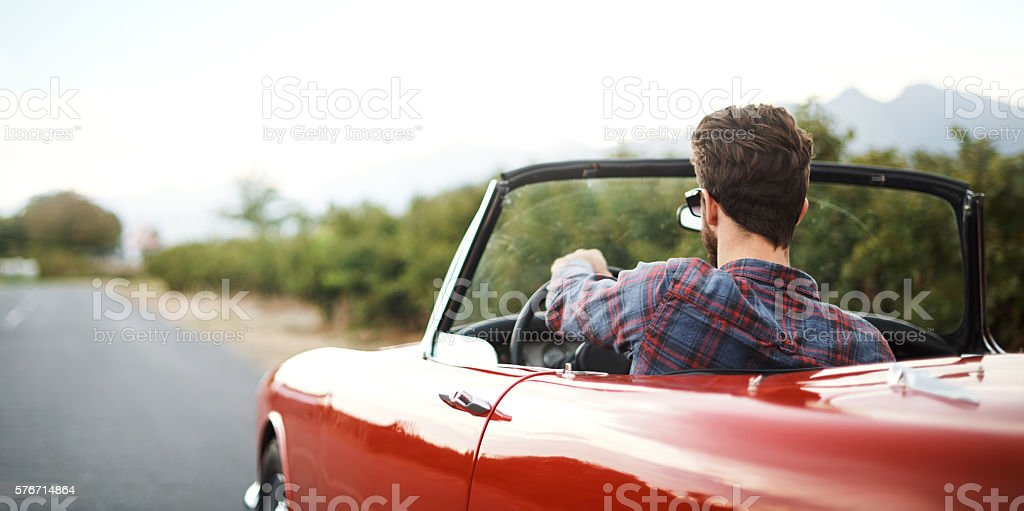 Everyone could use a little fresh air now and then stock photo