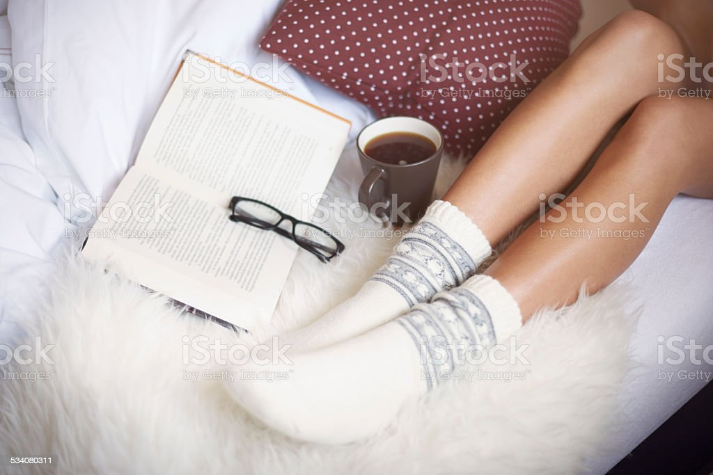 Everyone needs some relax time stock photo