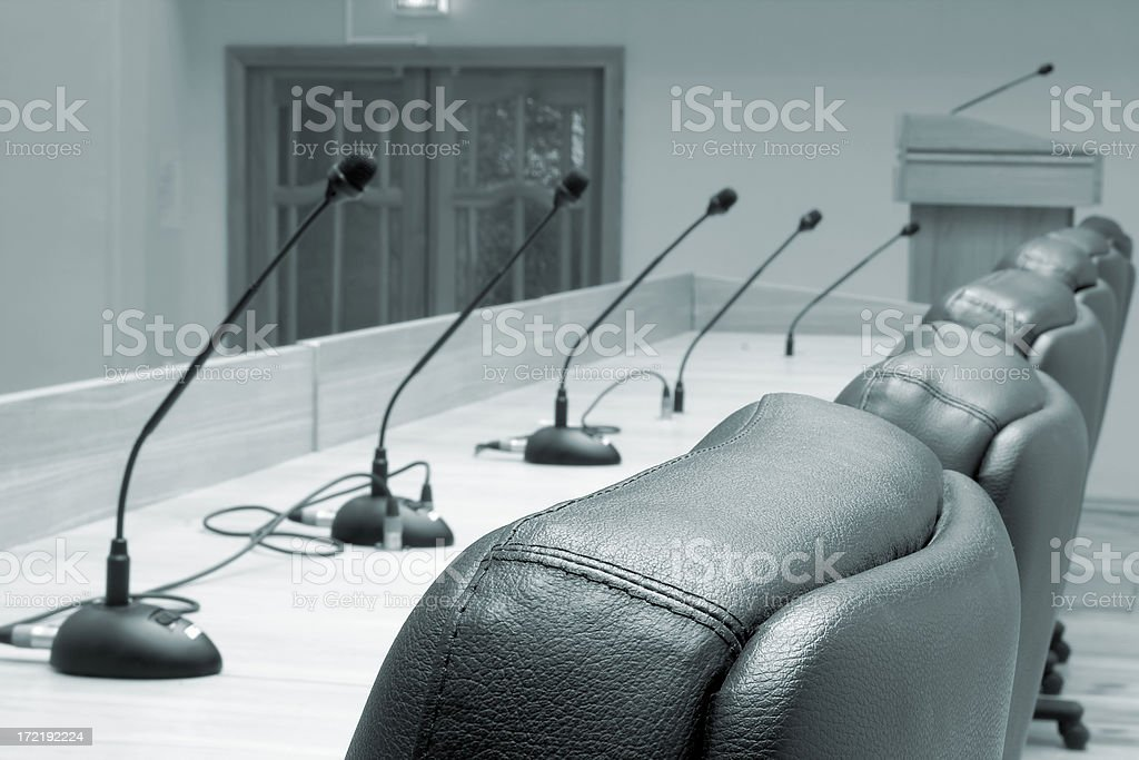 Everything is ready royalty-free stock photo