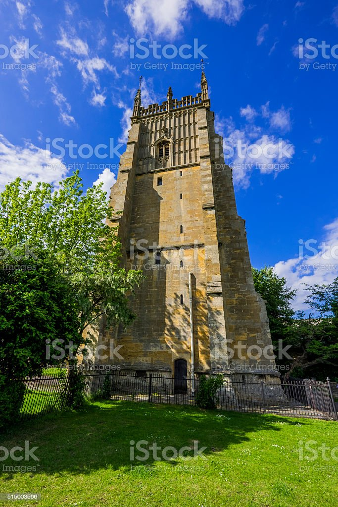 evesham stock photo