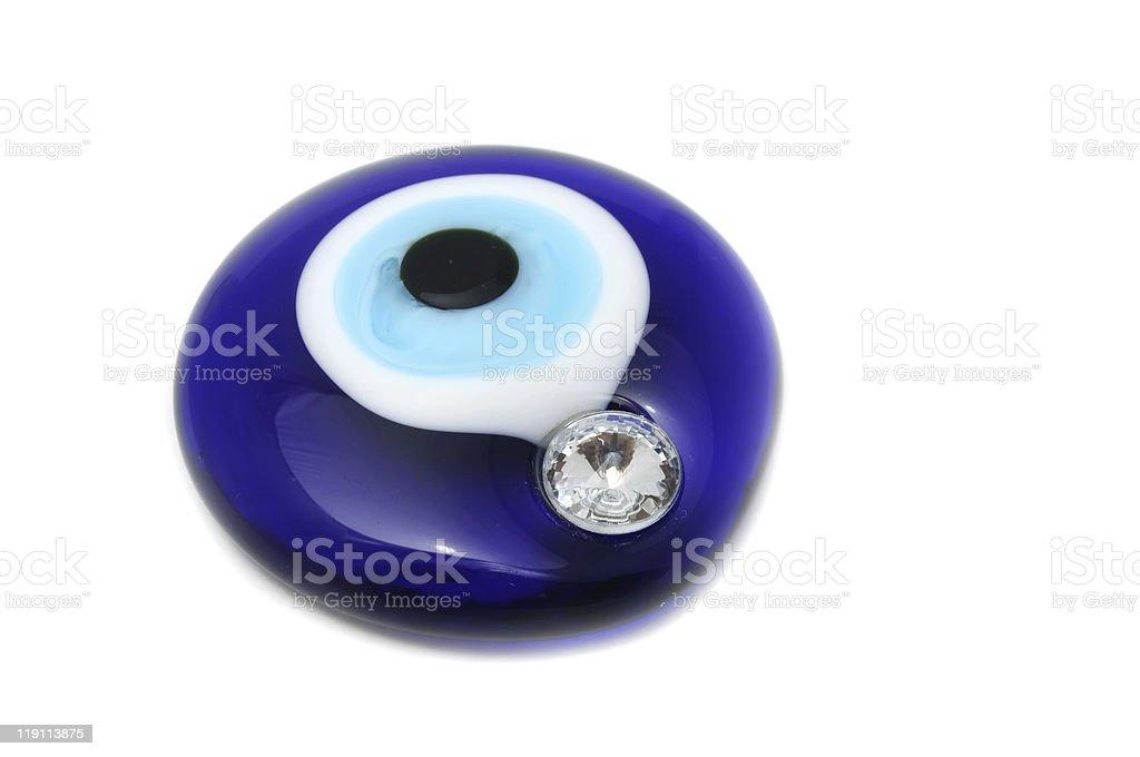 Evil Eye Amulet stock photo