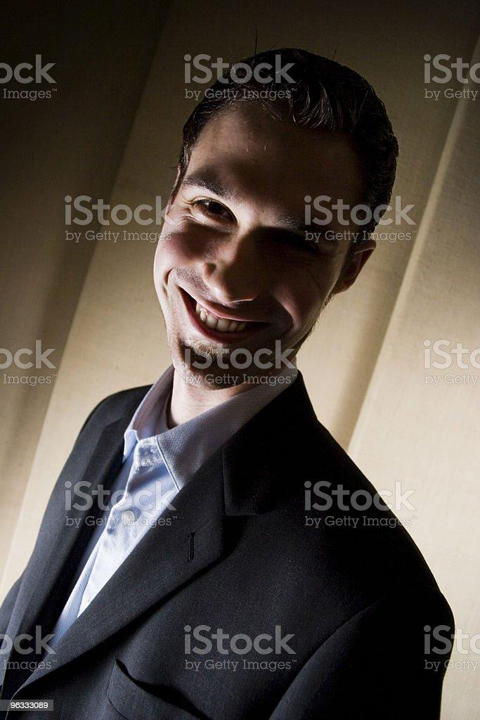 Evil Incarnate stock photo
