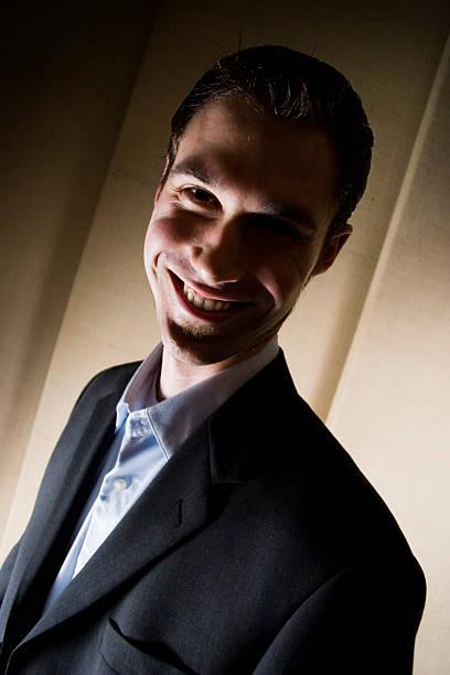 Evil Smile Man