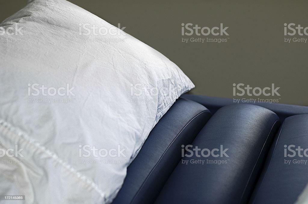 exam bed royalty-free stock photo