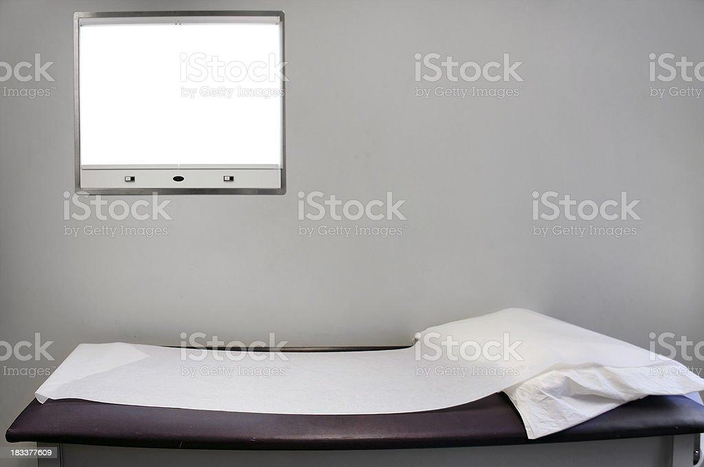 Examination room royalty-free stock photo