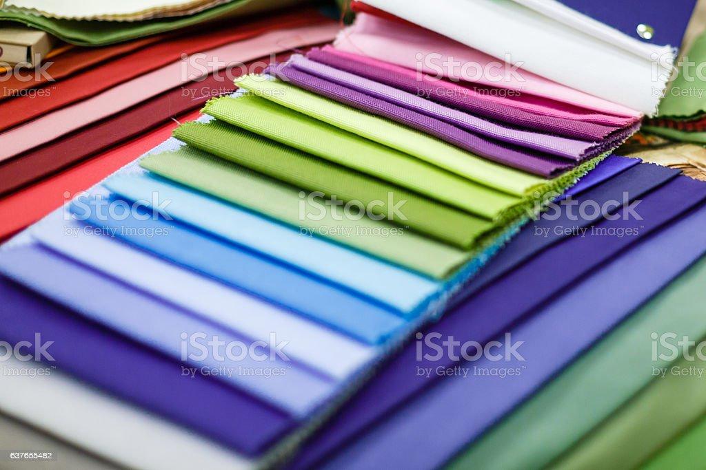 Examples of tissue stock photo