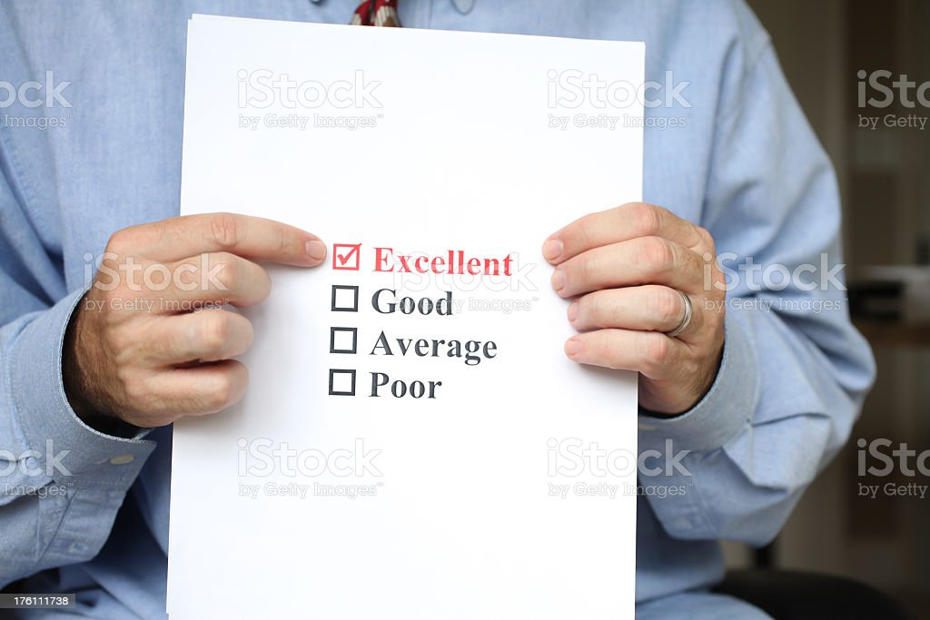 Excellence royalty-free stock photo