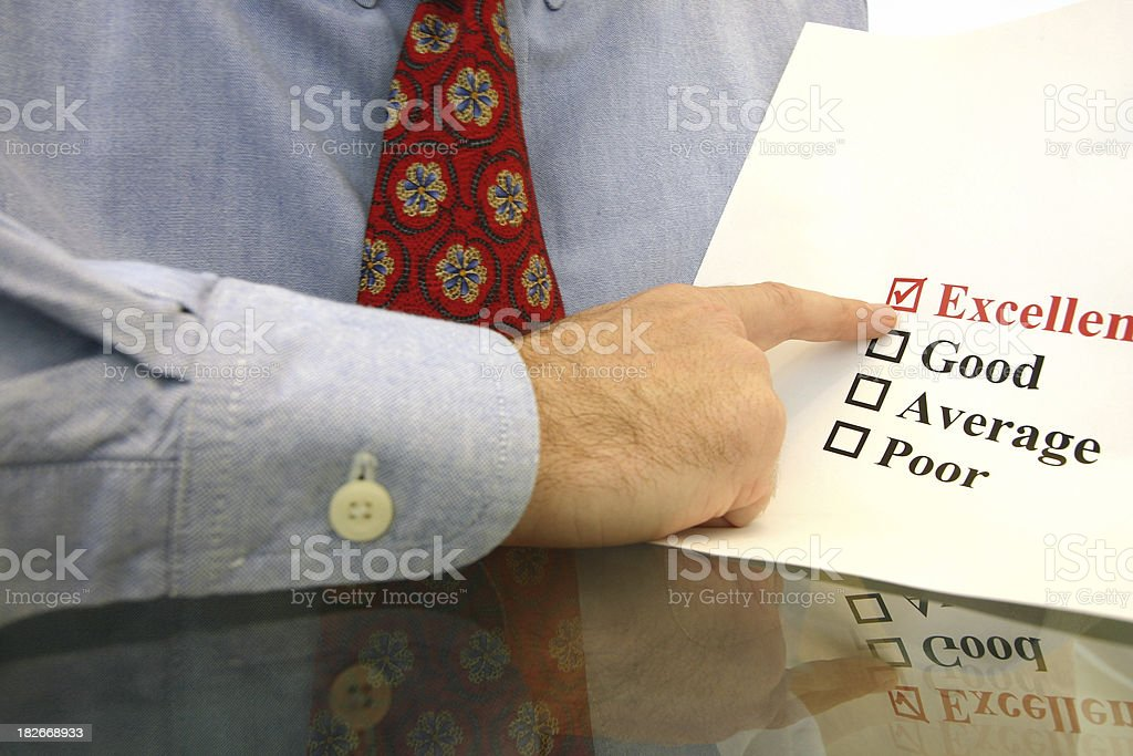 Excellent royalty-free stock photo