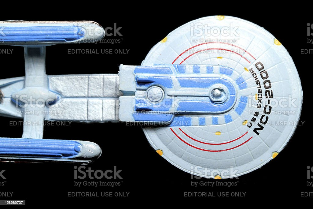 Excelsior Class stock photo