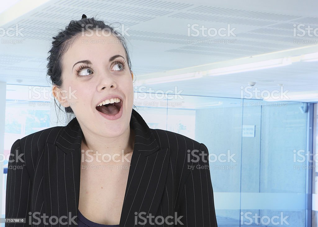 Excitement royalty-free stock photo