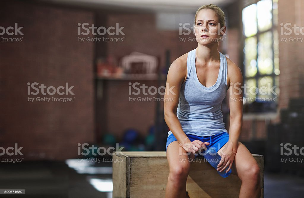 Excuses are for those that need them... stock photo