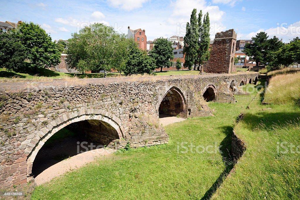 Exe Bridge stock photo