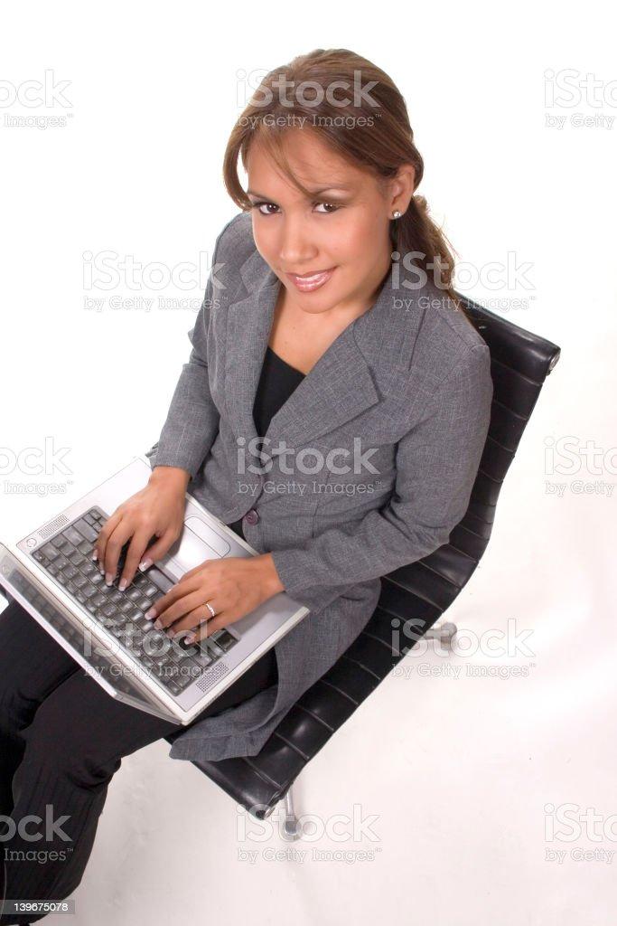 Executive Female stock photo