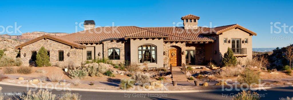 Executive Home Series royalty-free stock photo